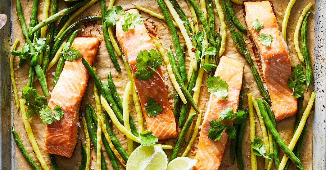 Miso and Maple Make a Good Match With Salmon