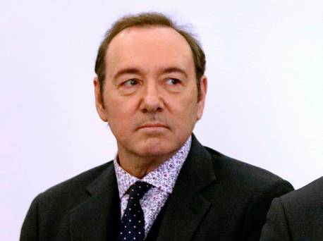 Spacey claims 'grope' accuser spent night with him in 'mutual flirting'