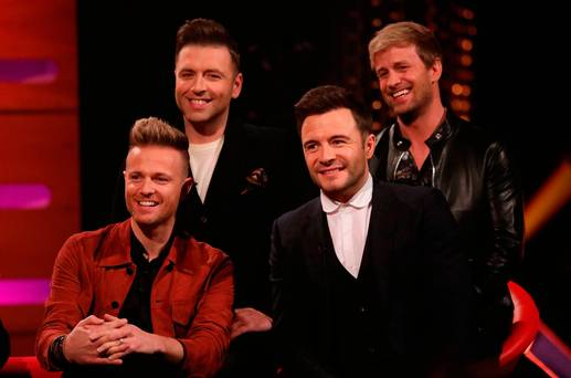 'F**k off' – Nicky Byrne says Liam Gallagher didn't mince his words when he first met Westlife