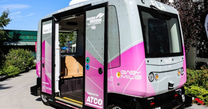 Vancouver, Surrey to offer free test rides in driverless shuttles in February