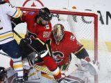 Buffalo Sabres win 4-3 in OT over Calgary Flames