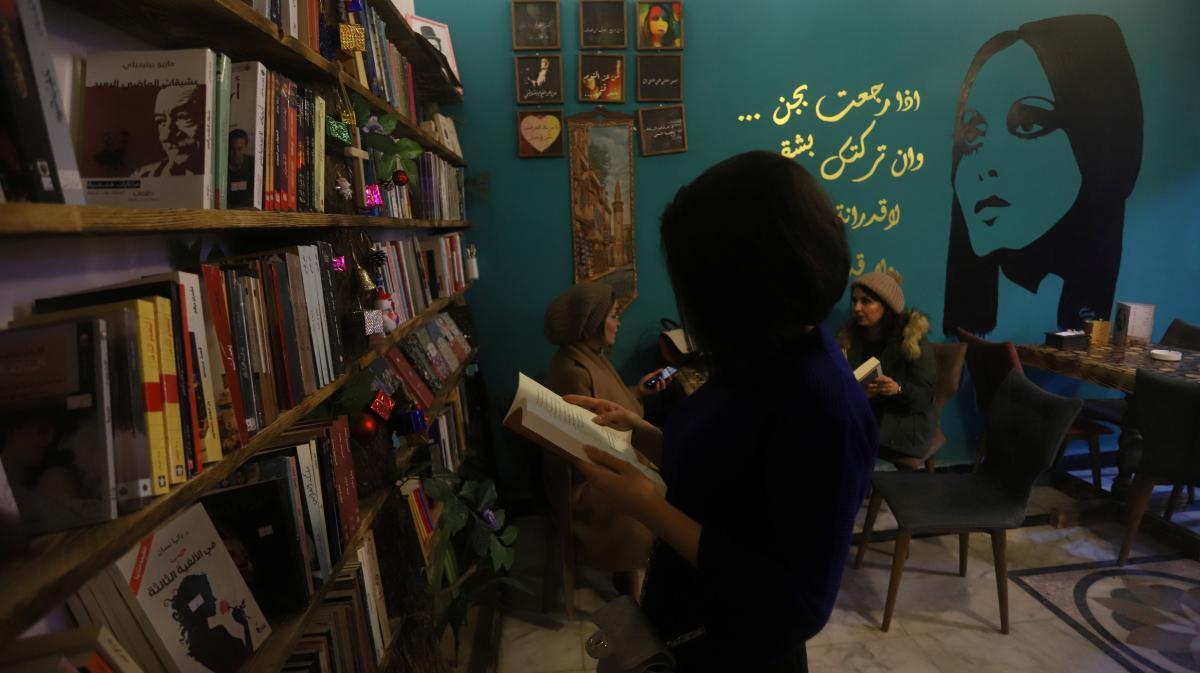Fairouz Cafe brings Levantine nostalgia to southern Iraq