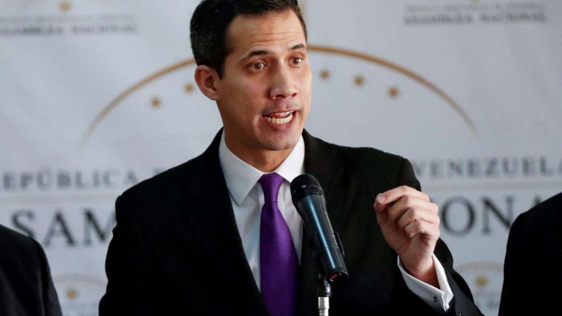 Venezuela authorities release opposition leader Guaido – Congress official