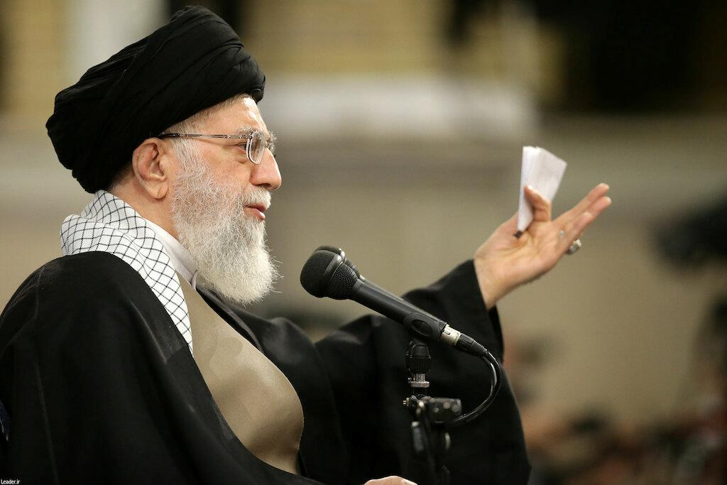 'Unprecedented' U.S. sanctions are pressuring Iran: Khamenei