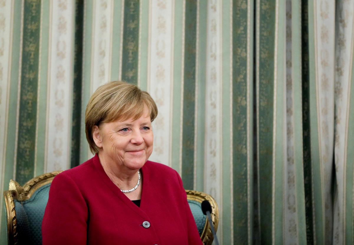 EU-Turkey migrant deal 'not working properly': Germany's Merkel