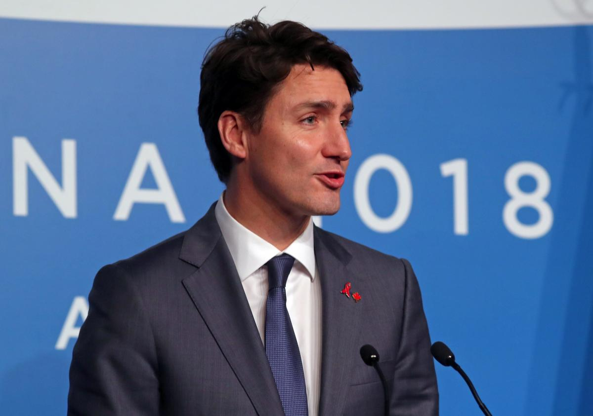 Canada PM chastises China over detention of two citizens