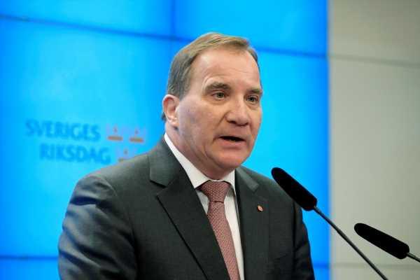 Swedish Left Party demands assurances to back Lofven as PM