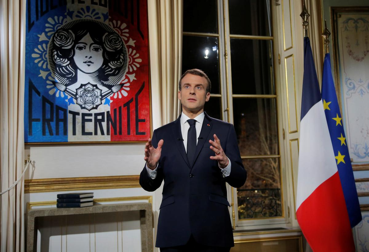 Macron hopes debate can quell French unrest. So did Louis XVI