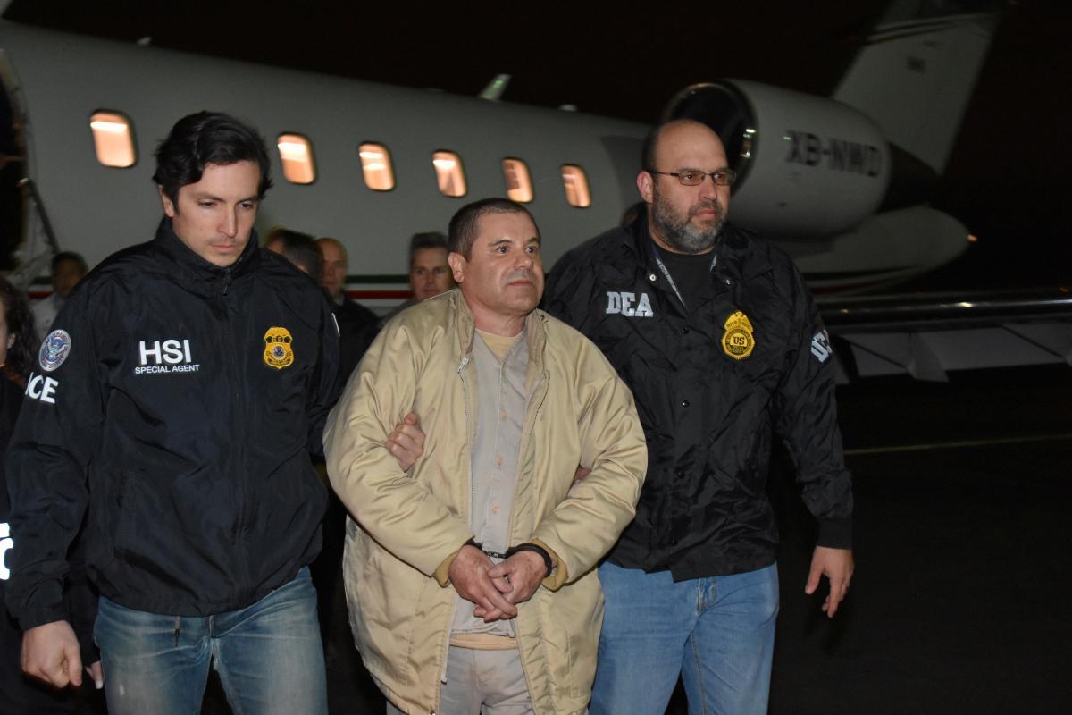 FBI testifies it collected up to 200 calls featuring 'El Chapo' Guzman