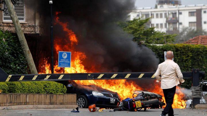Gunmen kill seven in Kenya hotel compound attack claimed by Somali Islamists