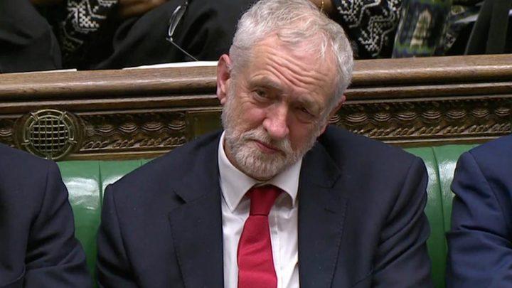 UK Labour could back second Brexit referendum, Corbyn hints