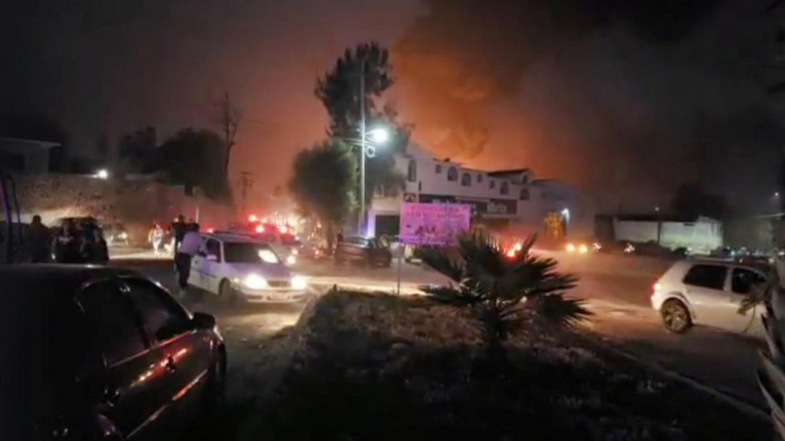 Death toll from Mexico fuel pipeline blast rises to 66