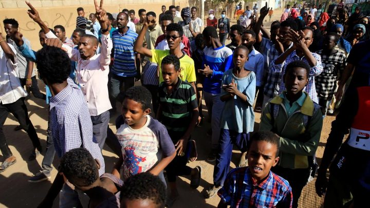 Protests rock Sudanese cities, one more dead