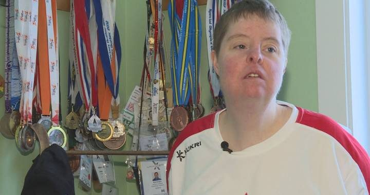 Chasing gold: Montreal athlete Sara Daigle set for 2019 Special Olympics