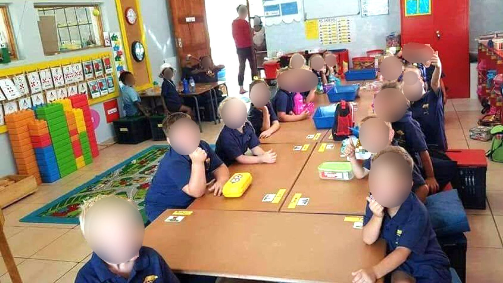 South Africa: Teacher accused of splitting pupils by race suspended