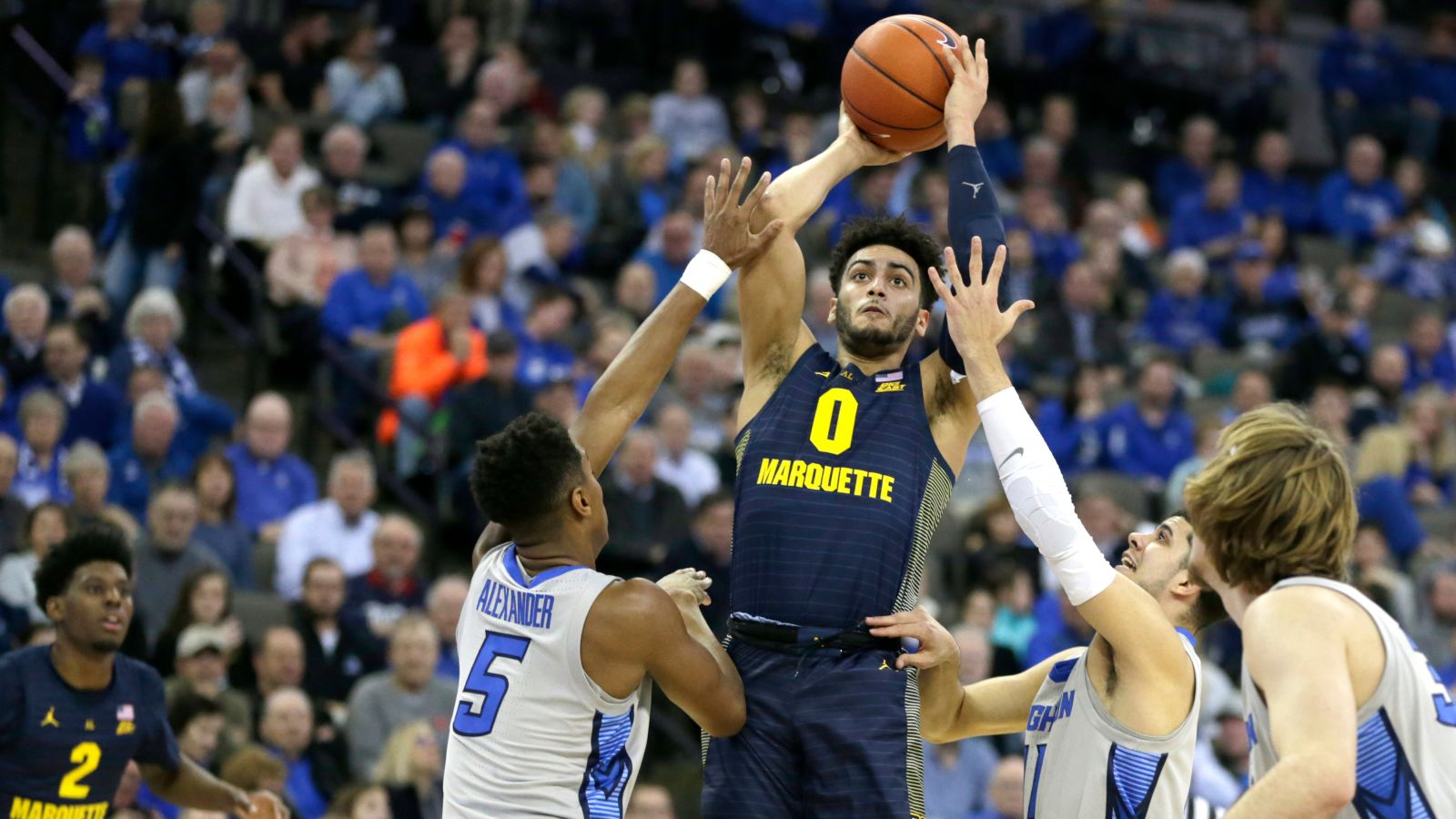 Save Yourself The Embarrassment And Stop Guarding Markus Howard