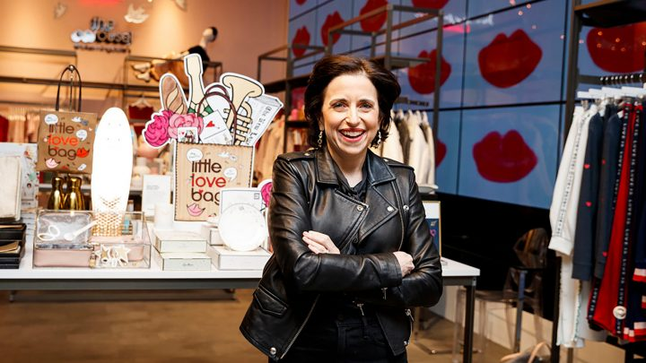 Darcy Miller curates Valentine's-inspired pop-up at Bloomingdale's
