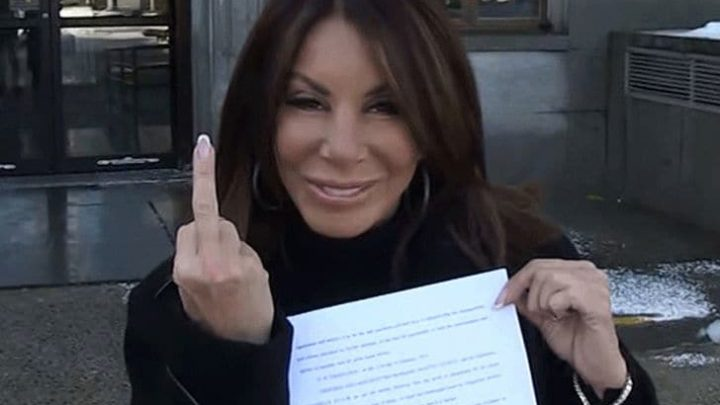 Danielle Staub's Divorce from Marty Caffrey is Final and She's Loving It