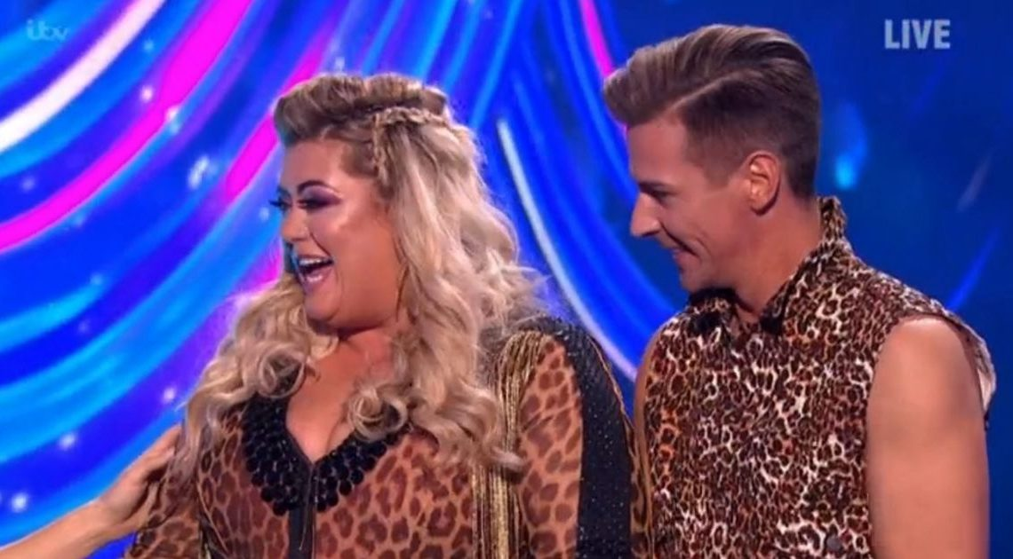 Gemma Collins booted off Dancing On Ice after savage jibe by Jason Gardiner
