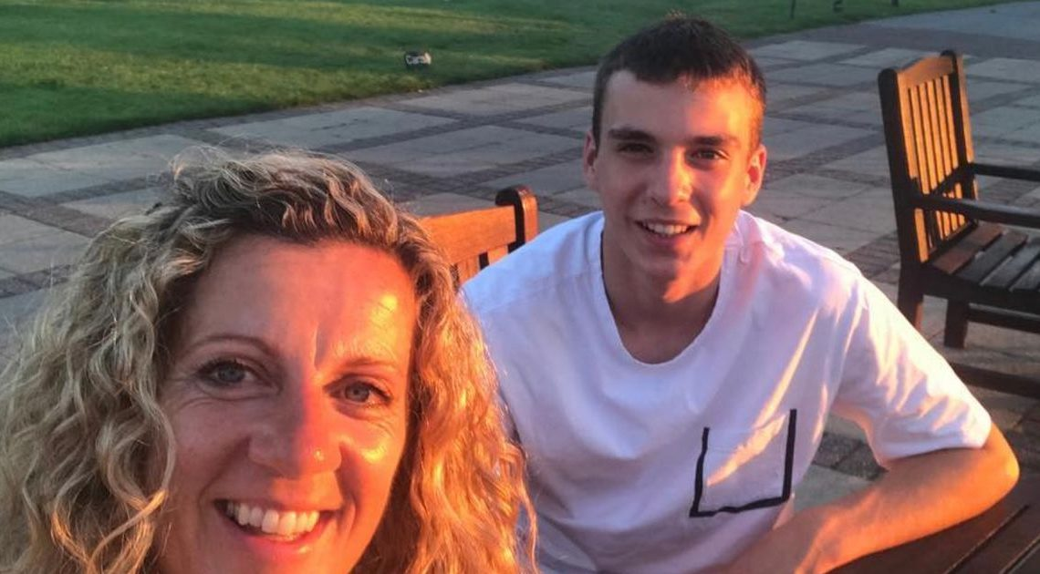 Olympian Sally Gunnell reveals her biggest hurdle – involving her son