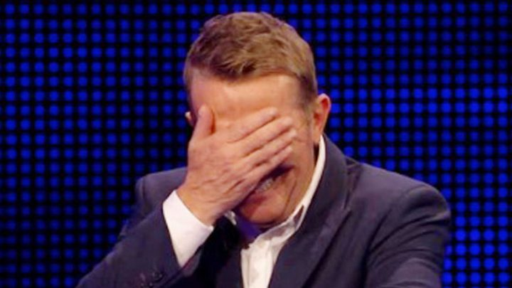 The Chase contestant and Bradley Walsh have massively awkward misunderstanding
