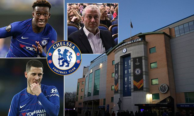 Chelsea given two transfer window ban by FIFA