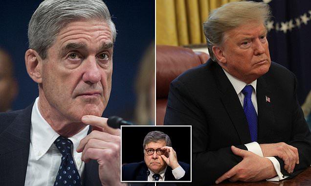 Robert Mueller's report is NOT expected next week – Justice Department