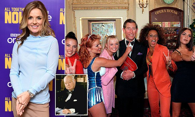 Geri wades in on #MeToo before declaring Churchill was a Spice Girl