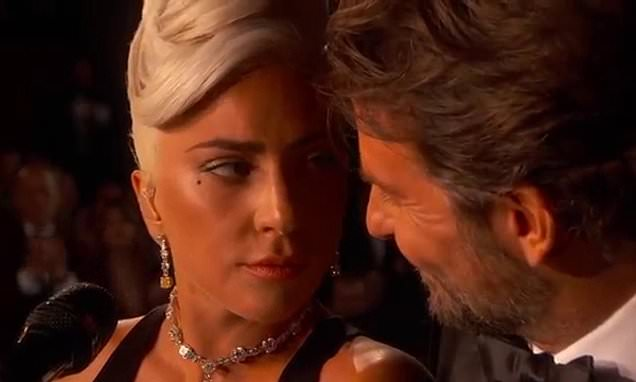 Gaga breaks her silence on THAT steamy Oscars duet with Bradley Cooper