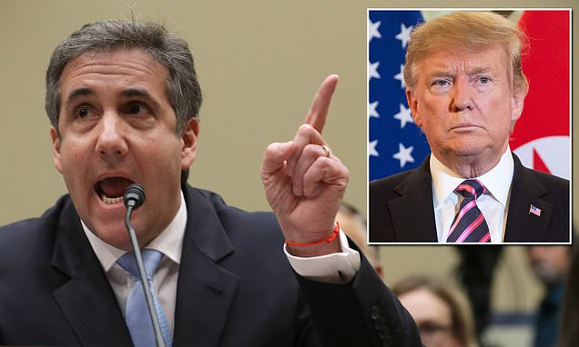 Cohen predicts Trump 2020 loss would not lead t peaceful transition
