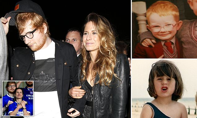 Who is Ed Sheeran's new bride? How Cherry Seaborn won pop star's heart