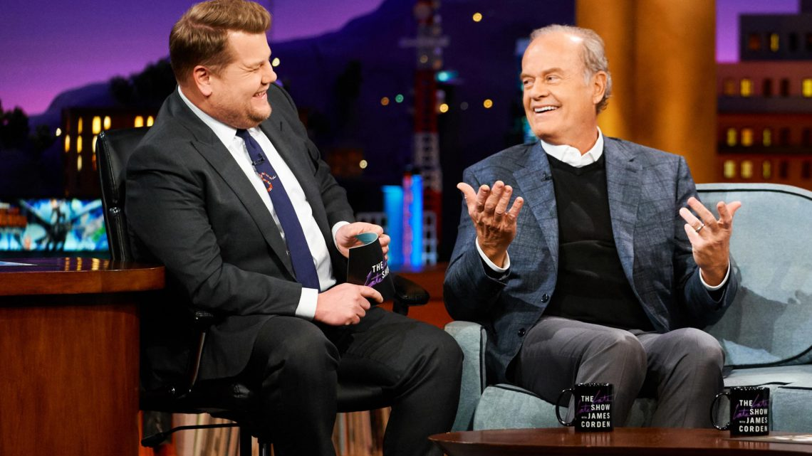 Frasier revival: Kelsey Grammer says reboot would focus on different story