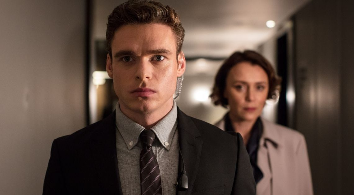 Bodyguard's Richard Madden to reprise role as David Budd