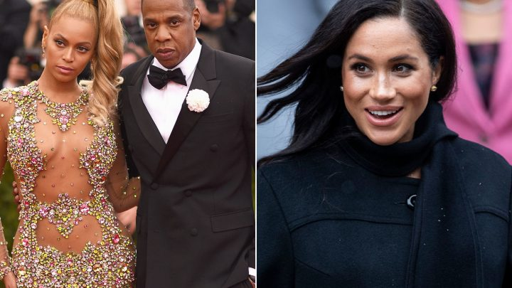 Meghan Markle gets shoutout from Beyoncé and Jay-Z