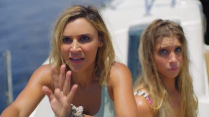 This Lifetime Movie Will Make You Think Twice About Planning Your Next Vacation