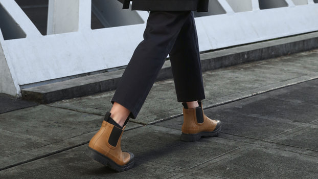 Everlane's Rain Boot Is Finally Here — And It's Only $75