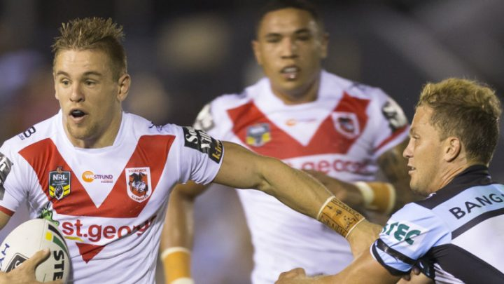 Dragons keen to re-sign Dufty, despite lack of No.1 assurances