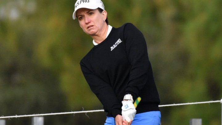 Webb among pacesetters at Australian Open