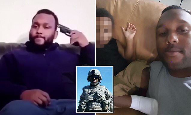 'PTSD suffering veteran' shoots himself in the head on Facebook live
