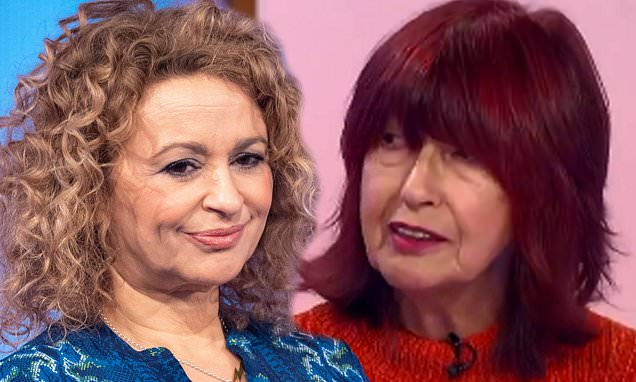 Loose Women panellists brand Liam Neeson 'disgusting' and 'racist'