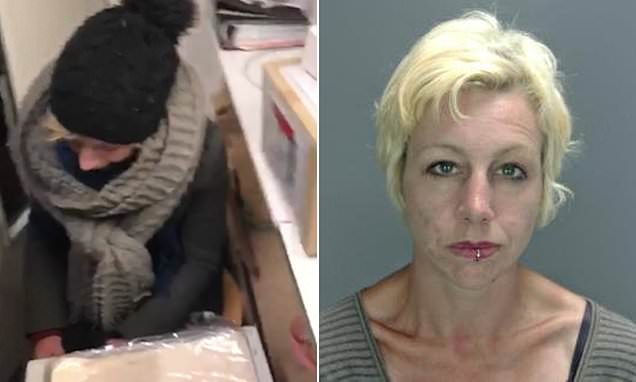 Mother-of-two teacher, 38, who became cocaine dealer is finally caught