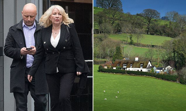 How police turned a blind eye to couple's £3.8million brothel empire
