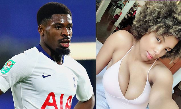 Serge Aurier's girlfriend facing trial in US over sex tape plot