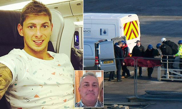 Cardiff City star Emiliano Sala died from 'head and trunk injuries'