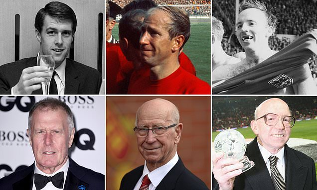 Gordon Banks dies: Where are England's other 1966 heroes now?