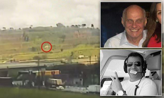 Video shows pilot attempting emergency landing before fatal crash
