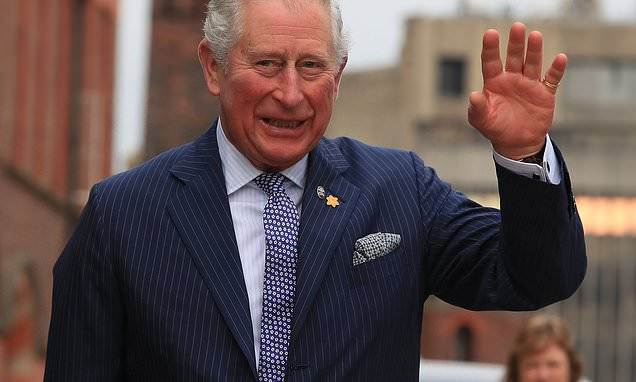 Doctors should prescribe therapeutic yoga says Prince Charles