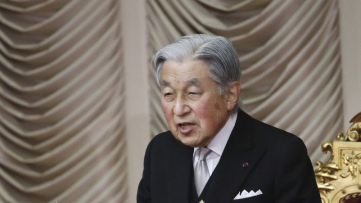 After 30 years, Japanese emperor still open to new ideas