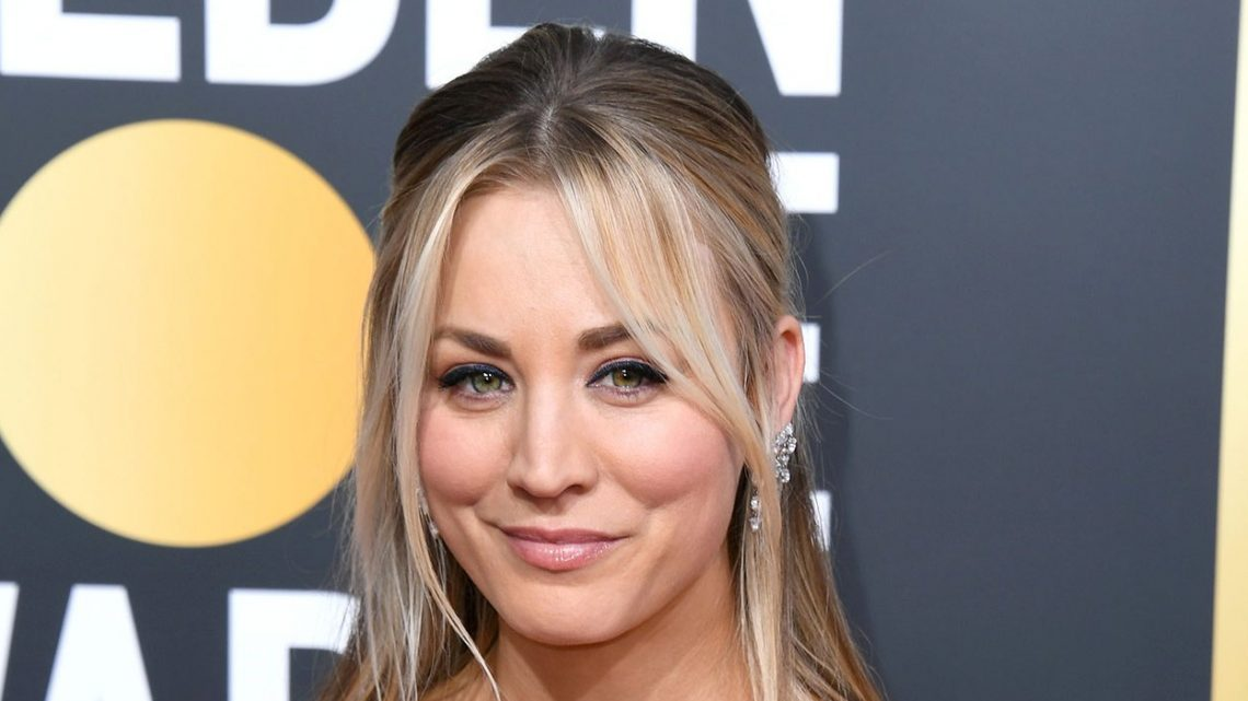 Big Bang Theory's Kaley Cuoco Is Taking Something Very Special From the Set