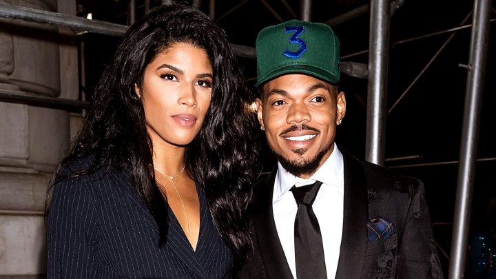 Why Chance the Rapper Shut Down Barneys for His Fiancee